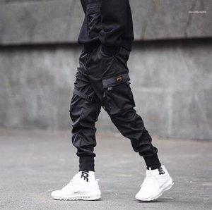 Jogger брюки весна лето Модные брюки подростковая карандаш брюки мужская Functional Tactical Tooling штаны Casual