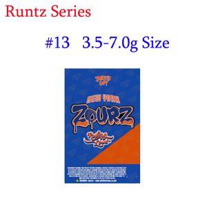 Runtz emballage blanc rose Runtz OG V Gruntz hawaïenne Miami Runts Peach Kobbler Smell Nabot Sacs Proof 420 Herb Dry Fleurs 3.5G