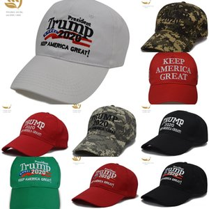 jNALG Trump Make new 2020 hat America embroidery Again Donald Trump Baseball Caps hip-hop hat custom Great Party Hats