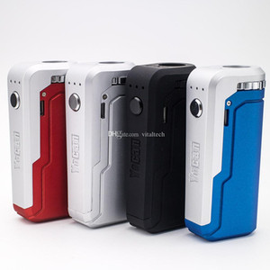 Yocan UNI Box Mod 650mAh 10s Preheat VV Variable Volta Adjustable Height and Diameter Holder Fit All Atomizer 5 Color Vs Vmod Palm