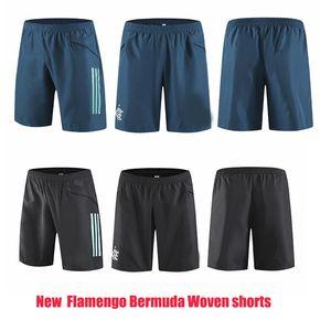 New 2019 2020 2021 Flamengo Soccer Bermuda Shorts DIEGO home away 3rd 19 20 21 football training Sports pants S-2XL