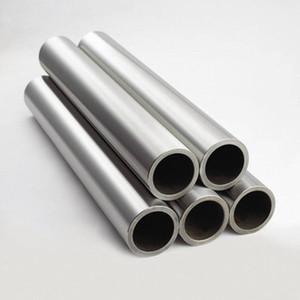 Dikişsiz titanyum alaşımlı boru Titanyum tüp ASTM SB338 Gr1 Gr2 Gr5
