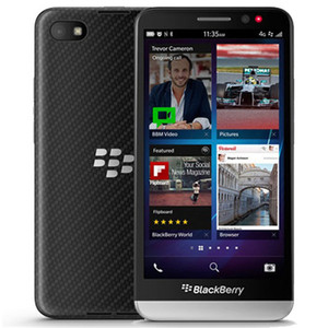 Original Refurbished Blackberry Z30 5.0 inch Dual Core 1.7GHz 2GB RAM 16GB ROM 8MP Camera Unlocked 4G LTE Smart Mobile Phone DHL 5pcs