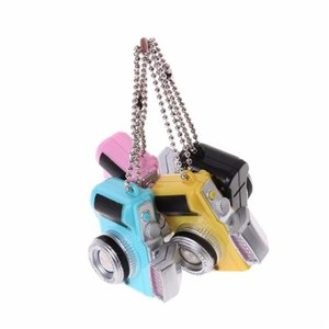 4 colors Camera toy Key chain Doll Accessories kids Toys Projection Children cameras Luminous Sound Glowing pendant toy gift DHL JY510