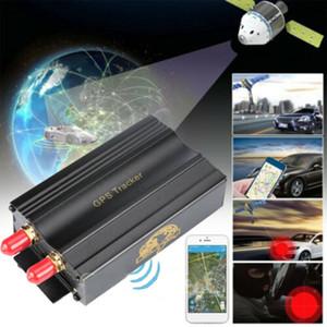 TK103B Mini Araba GPS Izci SMS GSM GPRS Araç Online Izleme Sistemi Monitör Moto Bulucu Cihazı için Uzaktan Kumanda Alarmı