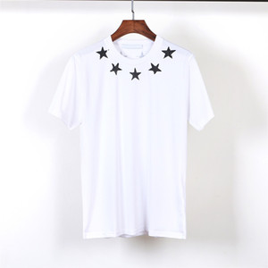 Luxury Paris T Shirt Mens Designer T shirts Clothes Italy fashion Tshirts Summer Women Printed T-shirt Male Top Quality 100% Cotton Tees 039