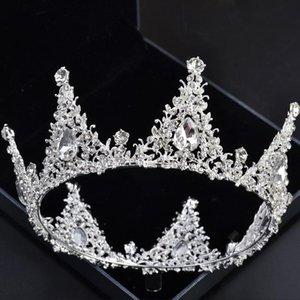 NEW STYLE Bridal Hair Ornament An crown tiara wedding bridal hair accessories veils designer hats caps men hair accessories for women beach