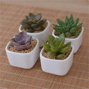 Charnu Lettre Flowerpot plantes grasses Céramique Couleur Pure Love Simple petits pots Accueil Jardin Décoration Nouveau Arrivée 1 78fy E1