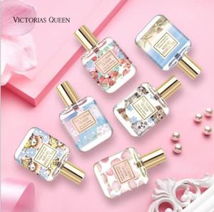 Schönheit Victarias Königin Frauen Blume Fragrant Solid Perfume frischen natürlichen Duft anhaltenden Damen Parfüm 30ml CZ134
