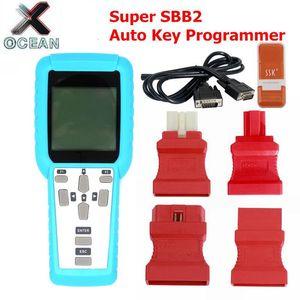 Il più nuovo SBB2 programmatore chiave FFS 2 scanner TMPS programmatore per il reset immobilizzatore + chilometraggio regolazione + olio + servizio + TPMS EPS + BMS