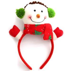 Venda quente novo do Natal Decoração Props infantil Detalhes no Chefe de Natal Buckle partido Festival de Basquetebol, tamanho grande boneco de neve