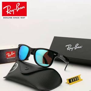 Carfia 4147 Plankenrahmen-Sonnenbrille für Mannfrauen-Markendesigner-Sonnenbrillen Unisex 60mm Freeshipping Großverkauf