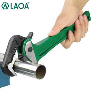 LAOA multifonction tuyau rapide Pince à cliquet aluminium pipe à eau Clé Forceps Pince à clé tête Livraison gratuite
