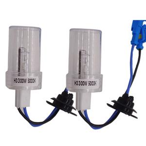 300W ESCONDEU a luz H1 H4 H7 9005 9006 6000K Branco da lâmpada H1 H4 H7 da lâmpada do farol do carro dos bulbos