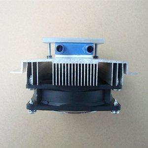 Fai da te raffreddamento termoelettrico Impianto di climatizzazione refrigerazione a semiconduttore Sistema Kit dissipatore Peltier del dispositivo di raffreddamento per 15L Acqua