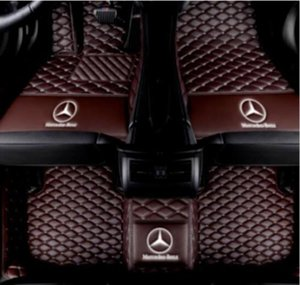 Für Mercedes Benz S-Klasse (W221) 2004 ~ 2013 NEU Fußmatten ORIGINAL DESIGNO
