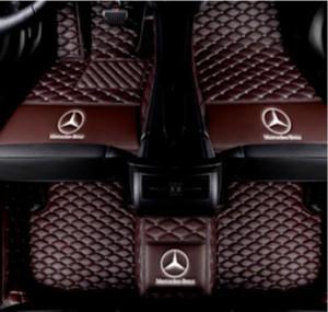Mercedes Benz S-Class (W221) 2004 ~ 2013 YENİ Paspaslar GENUINE DESIGNO
