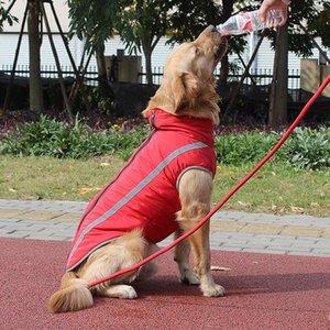 New Dog Waterproof Keep Warm Coat Pet Dog Outdoor Jacket Winter Reflective Coats Outwear Dog Clothes 360053