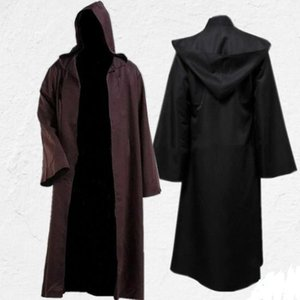 Apparel Movie Wars Halloween Designer Theme Costume Star Cloak Mens Womens Clothing Festival Cosplay Fashion Casual