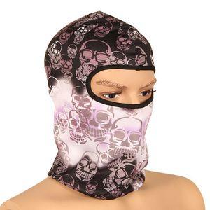 Woman multi-functional balaclava outdoor race CS tactical Cycling Headwear anti-dust Mask scarf Men Design Breathable Racing Riding Head
