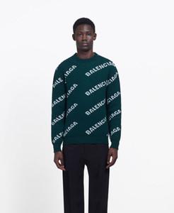 2020 automne pour hommes et chandails hiver logistique gratuits nouveau luxe hommes chandails à manches longues marque européenne et américaine de la mode tendance