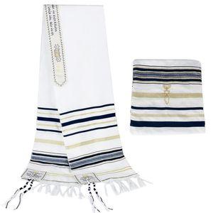 Funklouz мессианского еврейского Tallit Talit Молитва шаль шарф и Талис сумка Y200110