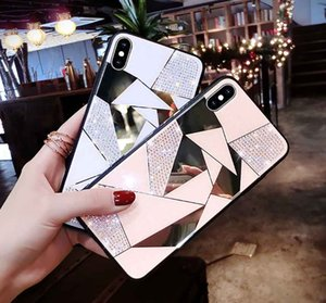 Phone Case for Iphone 11 Pro Max Fashion Case with Rhinestone for Iphone11 11pro XR XS XSMAX 6P 7P 8P 6 7 8 Silicone Back Cover Wholesale-3