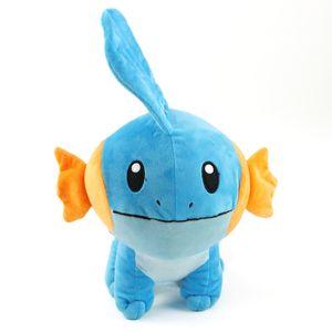36 cm brinquedos Anime Mudkip Peluche Stuffed Plush dos desenhos animados Dolls Natal Hot Baby Gift Toys Kid