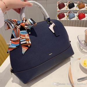 Yeni tasarım lüks kadın çanta moda cüzdan omuz çantaları sıcak satan marka çantayı enfes 2020 Koç HH atkısı ile gelen