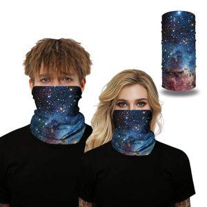 Amazon Star explosion models printed handkerchiefs outdoor anti-dust mask towel turban beanie cap carnival Scarves