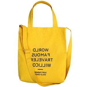 디자이너 - 높은 품질 캐주얼 여성 캔버스 핸드백 디자이너 가방 인터넷 쇼핑몰 에코 쇼핑 접이식 토트 비치 학생 어깨 가방