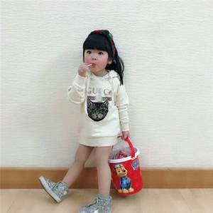 Baby Kinderkleidung 2019 Mode Mama Und Mich Passende Pullover Herbst Winter Verdicken Hochwertige Elegante Mit Kapuze Sweatershirts Klassische G