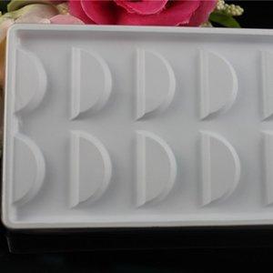 5 pairs 3D Mink Eyelash Package Boxes False Eyelashes Packaging Empty Eyelash holder Makeup Tool 20 pcs free shipping