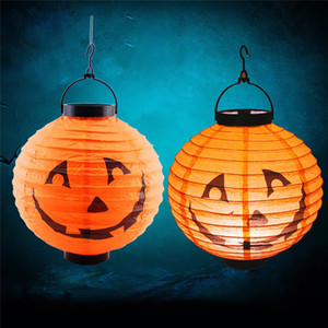 Halloween Pumpkin Lantern Indoor Outdoor Holiday Party Decor