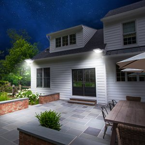 16 LED Solar Light Lamp Outdoor Waterproof wall Lights SMD2835 led lamps For Home Garden Outdoor Solar wall lamp