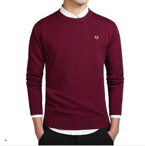 Mens diseñador de ropa suéter tendencia Marca bordado Parkas Otoño Hombres Jerseys Patrones de lujo para hombre ropa más el tamaño M-3XL Puentes suéter