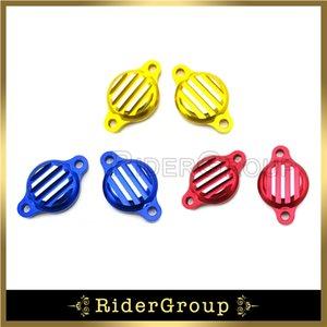 Alüminyum itici Vana Çin Lifan 125cc 140cc Motor Pit Kir Maymun Bisiklet Motosiklet için Caps Kapaklar.