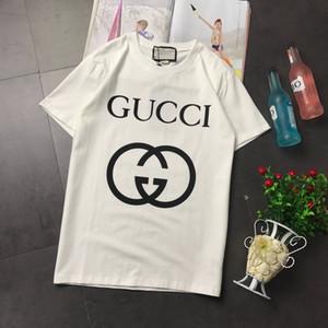 2020 Arrive Ücretsiz Kargo Sıcak Satış Designered Kadınlar Erkek Tişörtü Moda Günlük İlkbahar Yaz Tees Yüksek Kalite Lüks Kız tişört 2021201Y