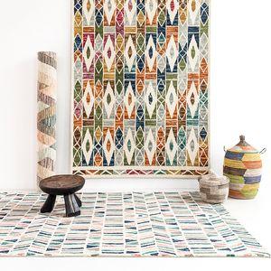 Indien Modern Hit Farbe Nordeuropa Wolle Manuelle Teppich Ein Wohnzimmer Schlafzimmer Tisch Nacht Carpetgc193kilyg40
