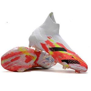 2020 menNew futbol krampon Preator Mutator 20+ İÇİNDE TF futbol ayakkabıları IC kapalı çim futbol ayakkabıları scarpe da calcio futbol ayakkabıları yeni varış