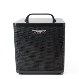 Alta qualidade Aroma AG-40A 40W guitarra acústica Digital AMP Amplificador Speaker Box Built-in sintonizador com indicador de Áudio Cabo de alimentação Adapte