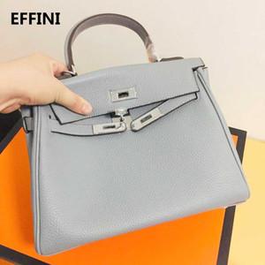 Mulheres clássico bolsas de lona 2020 moda bolsas bolsas do couro real de couro feminina Shoulder Bandoleira Sacos Gold Silver Hardware 32 28