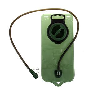 2L TPU Hydration System Water Bladder Bag Pack Reservoir Hiking Sport Backpack