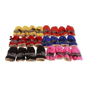 Antiskid Puppy Shoes Soft-soled Pet Dog Shoes Waterproof Small Dog Prewalkers Soft Pet Products Supplies Pet Paw Care