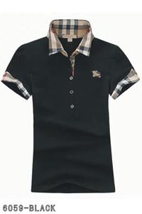 Las nuevas señoras de la marca del Reino Unido camisa del verano del diseñador Camiseta de Mujer de la camisa del estilo ocasional del algodón camiseta de manga corta T-camisa del tamaño s-xxl # A01