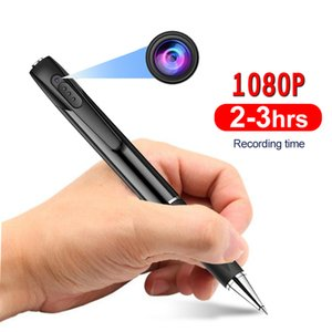 50pcs 2-3hrs Lange Aufnahme 1080P Sprach Video Audio Foto Pen Recorder Mini-HD-Kamera Mini-DV DVR
