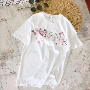 The new half sleeve summer outfit pure cotton short sleeve T-shirt dress 2020 loose Korean version student summer jacket tide