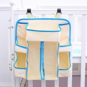 Portable Nursery Bedding Storage Bag Multifunctional Holder Waterproof Diapers Organizer Heavy Duty Baby Crib Durable Hanging