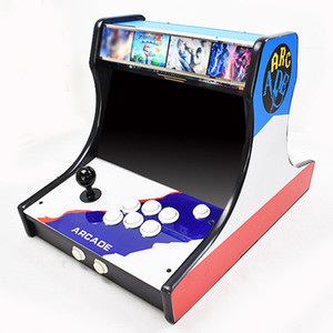 wifi version Pandora box 9 9D 3D arcade video game console 1500 in 1 2500 in 1 2448 in 1 customized 14 inch bartop arcade machine
