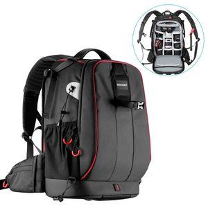 Neewer Pro Camera Case водонепроницаемый противоударный регулируемый мягкий камера рюкзак сумка с противоугонным кодовым замком T191025